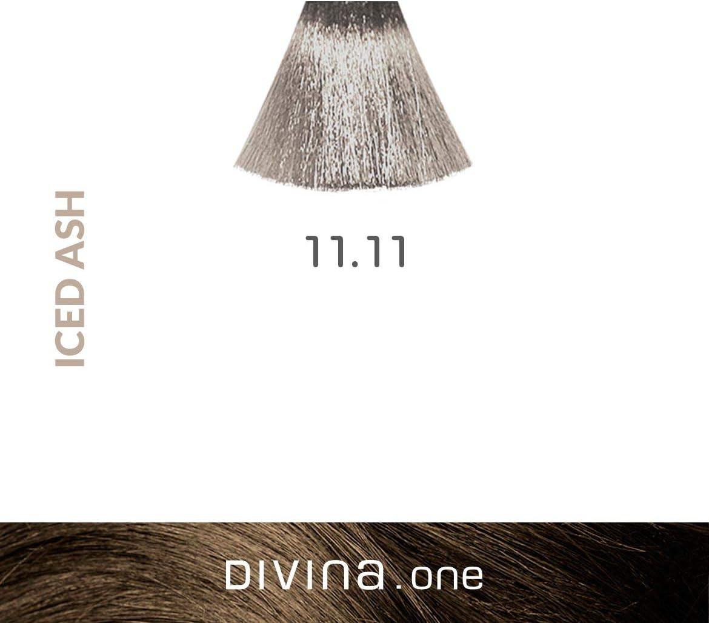 Eva Professional Hair Care Tinte Profesional Divina N.11.11 ...