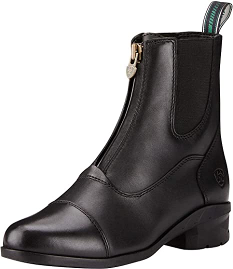 Ariat Heritage IV Paddock Womens Zip Paddock Boots