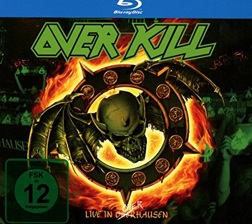 Live In Overhausen (2 CD + Blu-ray) - Orbit Track Head