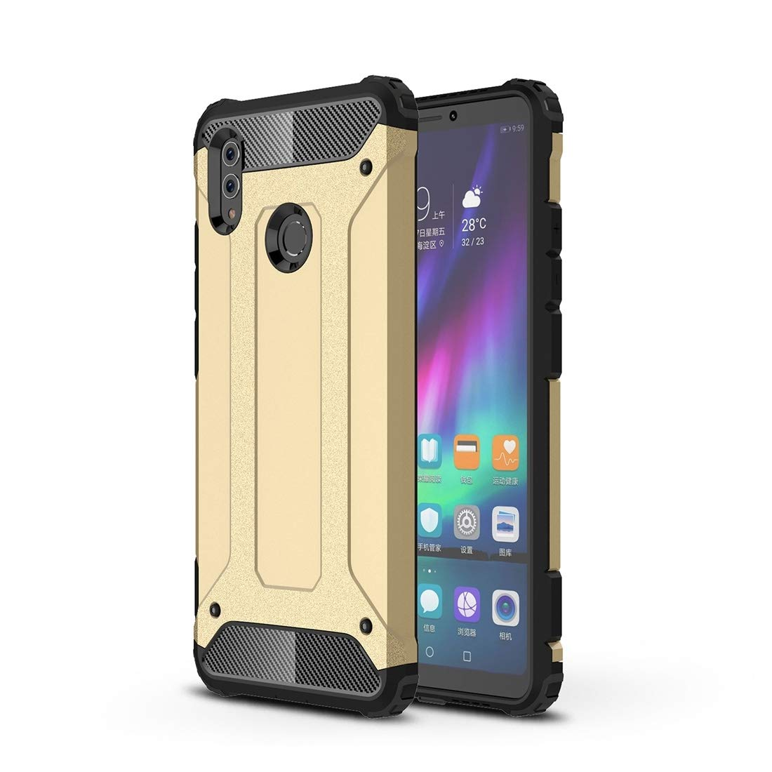GHC Cases & Covers, para Huawei Honor Note 10, Funda Protectora ...