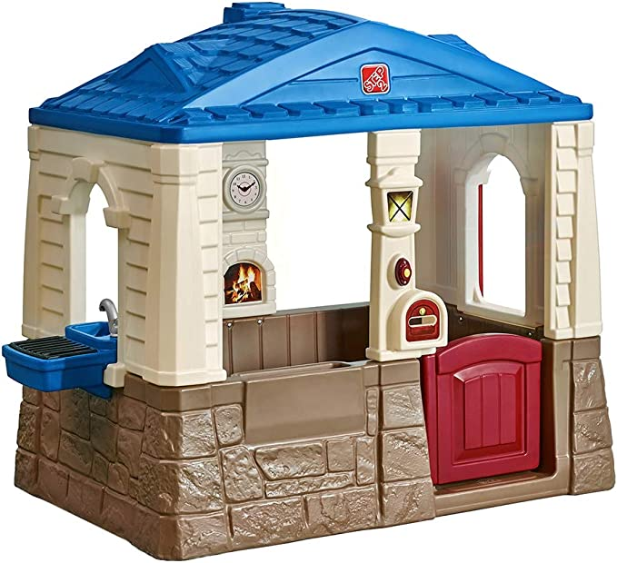 Step 2 - Casa de campo Neat & Tidy cottage (ColorBaby 85312): Amazon.es: Juguetes y juegos