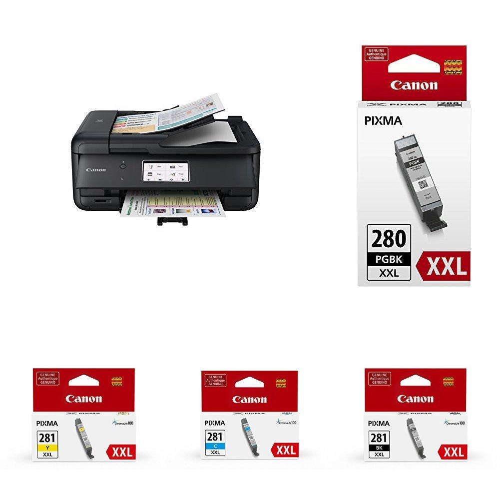 Canon TR8520 Wireless Color Photo Printer with Scanner, Copier & Fax Canon Canada (Direct) 2233C003
