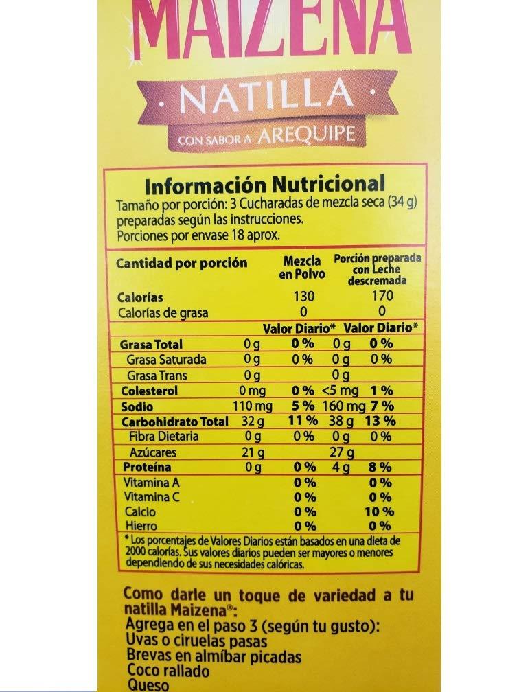 Amazon.com : Caramel desert / Mezcla para natilla con arequipe : Gourmet Food : Grocery & Gourmet Food