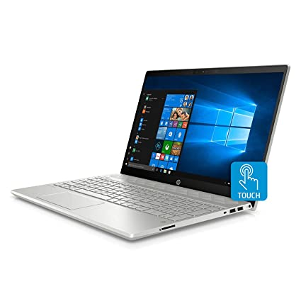 "Newest HP Pavilion Notebook, Intel Core i7-8550U Processor,15.6"" HD Touchscreen"