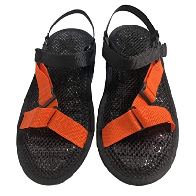 Amazon.com | AC Rabbit Flat Sandals Air Cushion Breathable Non-Slip Soft Support Sandals Washable | Sport Sandals & Slides