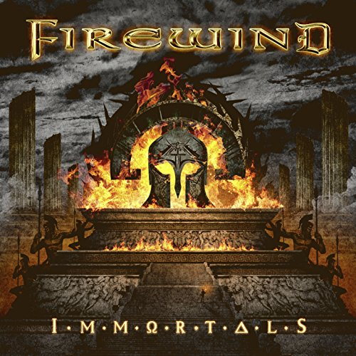 Firewind - Immortals - Limited Edition - CD - FLAC - 2017 - RiBS Download