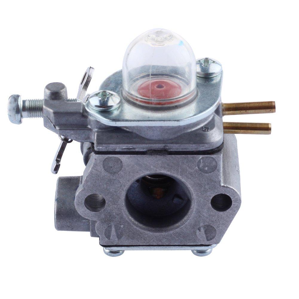 Amazon.com: HIPA WT973 Carburetor with Fuel Line Fuel Filter Spark Plug for  Bolens BL110 BL160 BL425 Cub Cadet BC210 BC280 CC212 CS202 SS270 String  Trimmer ...
