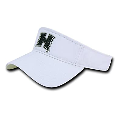 e1d25b50 Image Unavailable. Image not available for. Color: BHFC University of Hawaii  Rainbow Warriors Cotton Polo Sun Golf ...