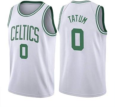 Boston Celtics Jason Tatum 0# - Camiseta de baloncesto para ...