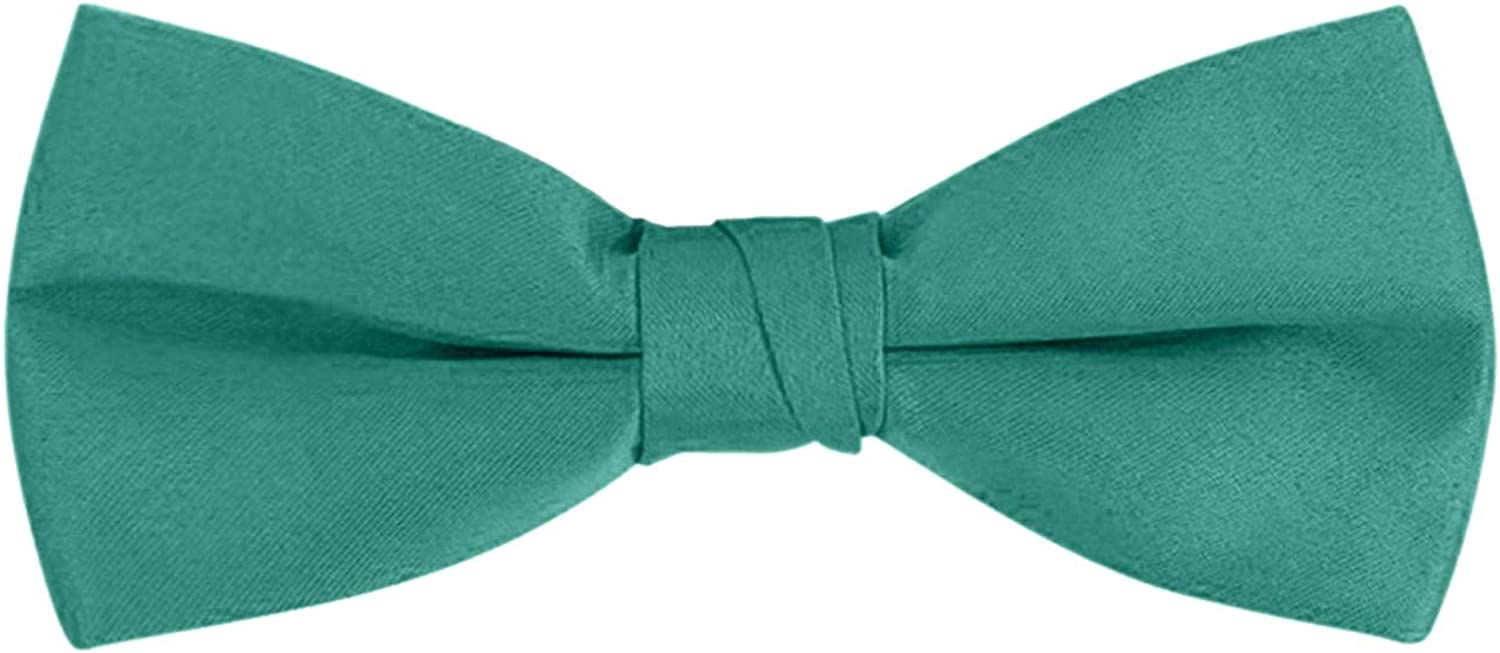 S.H Churchill Mens Classic Pre-Tied Formal Tuxedo Bow Tie