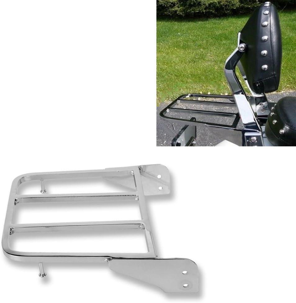 Sissy Bar Luggage Rack for Suzuki Intruder//Volusia VL800 2001-2011