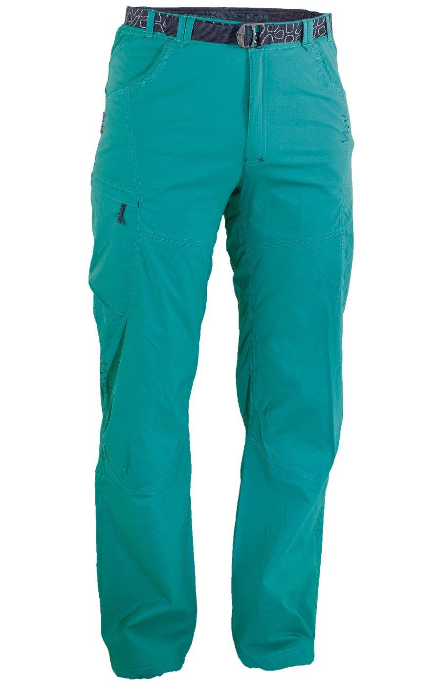 Warmpeace Corsar Pants leichte Outdoor Hose Trekkinghose Herren navigate (blau)