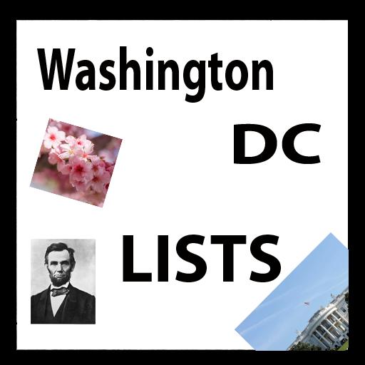 U.S. Travel Lists - WASHINGTON DC - Georgetown Cherry