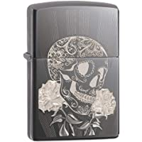 Zippo Day of the Dead Lighters