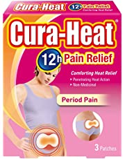 Cura-heat Period Pain 12 Hour Relief