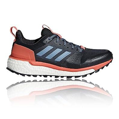 adidas Damen Supernova Trail Traillaufschuhe, Grau (Carbon/Acenat/Esctra 000), 36 2/3 EU