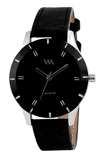 22faa34959e Buy Watch Me Analogue Black Dial Women s   Girl s Watch(Wmal-002Fc) Online  at Low Prices in India - Amazon.in
