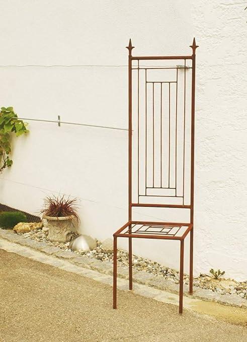 Silla de jardín Parrilla Hierro Diseño de Modern silla ...