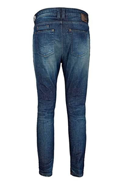 Drykorn Damen Jeans Skinny Slim Leg Jeans YES, Farbe: Blau