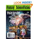The Magazine of Fantasy & Science Fiction March/April 2015