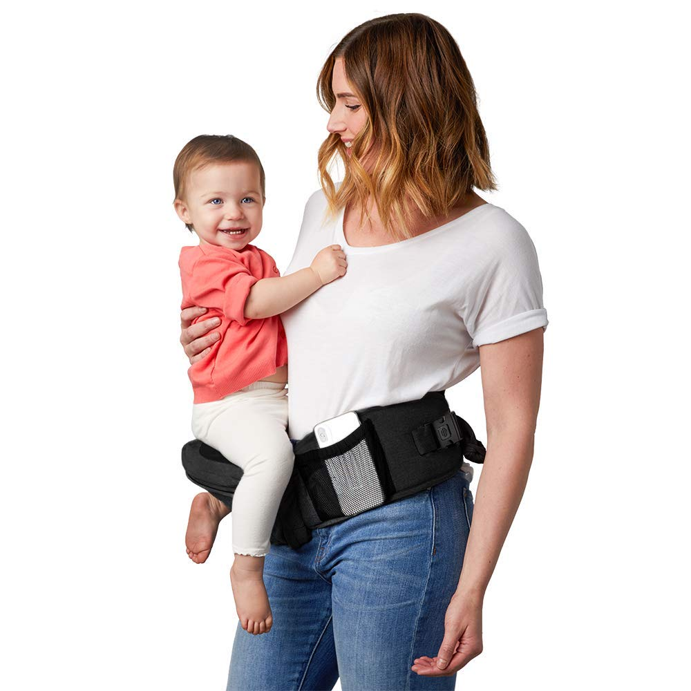 Tushbaby The Only Safety Certified Hip Seat Baby Carrier