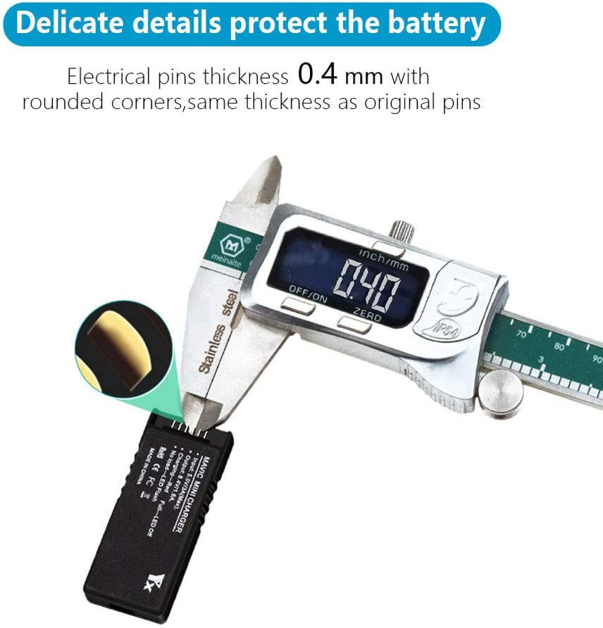 USB Battery Charger Hub RC Intelligent Quick Charging For DJI Mavic Mini Drone
