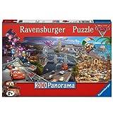 Disney Cars Panoramic 200 Piece Jigsaw Puzzle
