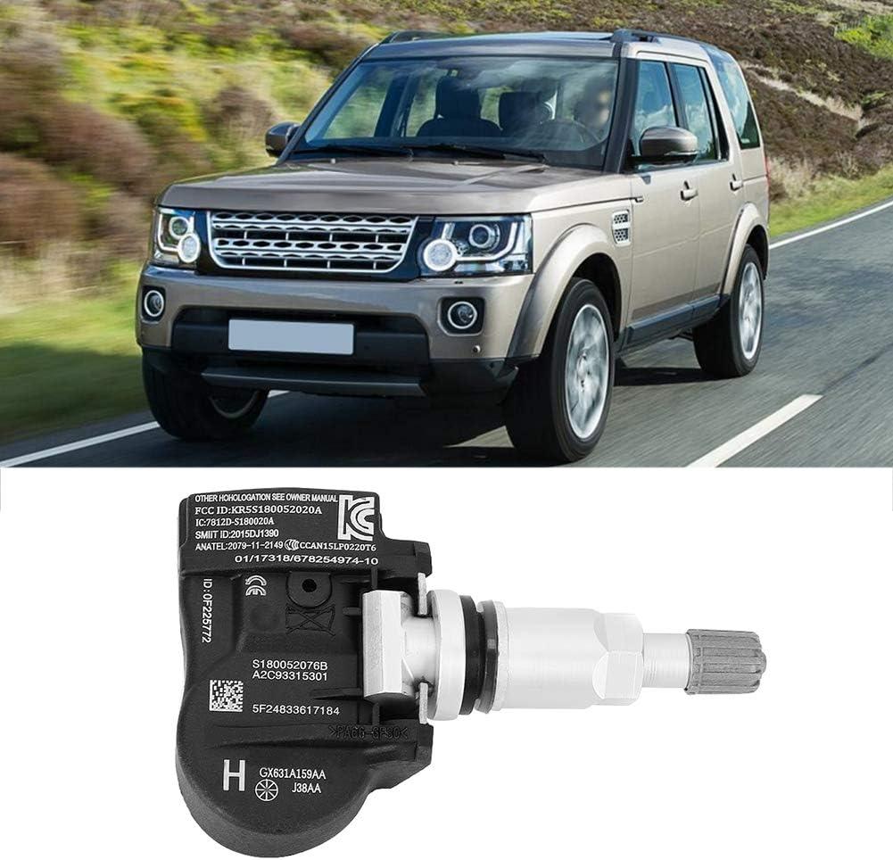 TPMS J38AA Sensore di monitoraggio della pressione dei pneumatici per autoveicoli adatto per Discovery Freelander Evoque LG LS LW 2006 2009 2010 2012 2013 2014 2016
