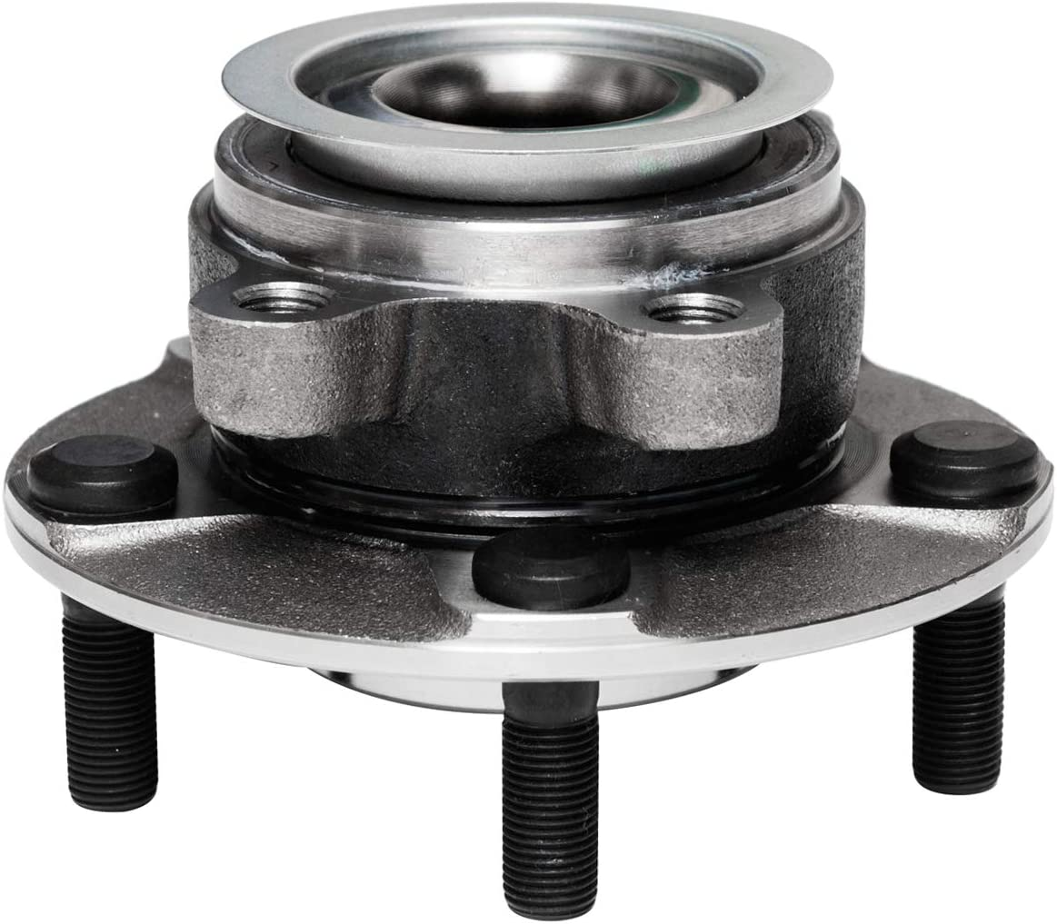 08-13 Rogue 14-15 Rogue Select Pair 2.5L,L4 Only Front Wheel Bearing and Hub Assembly Compatible With 2007-2012 Nissan Sentra TUCAREST 513298 x2 5-Stud Hub