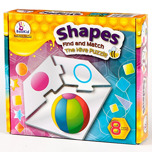 Find and Match Toddlers Puzzle Games - Shapes. For 3+ Years Old 61E4aWmv3ZL