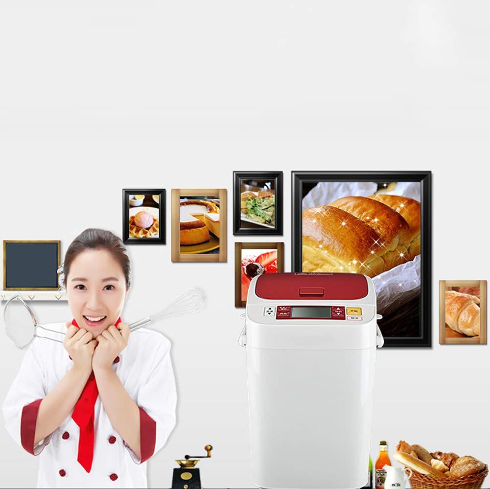 Máquina automática de pan multifunción inteligente para hacer pan ...