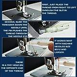 Needle Threader Inserter, Automatic Needle