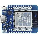 Aideepen Wemos Mini D1 ESP8266 ESP32 ESP-32S WIFI Bluetooth CP2104開発ボードArduino用