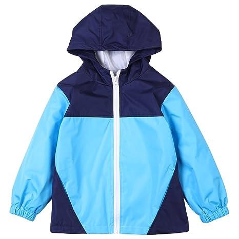 Chaqueta de abrigo con capucha impermeable para be Chaqueta ...
