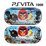Decorative Video Game Skin Decal Cover Sticker for Sony PlayStation PS Vita (PCH-1000) - Angry Birds