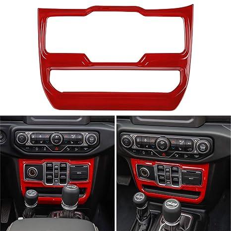 Amazon Com Rt Tcz 2018 Jeep Wrangler Jl Interior Mouldings Window