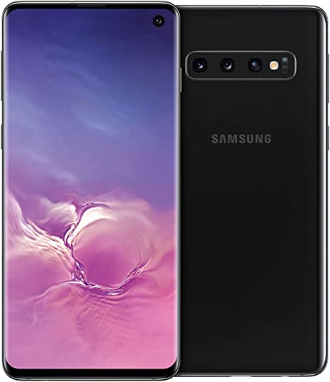 """Samsung Galaxy S10 - Smartphone de 6.1"""", Dual SIM, 512GB, Negro ..."""