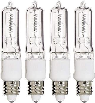Pyramid Bulbs 75 Watts Replacement Halogen Light Bulbs