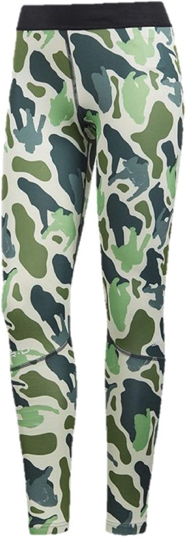 adidas Women's DH1225 N.E.R.D Techfit Long Tights, Aero Green, S 61E4g9uWL-LUL1500_