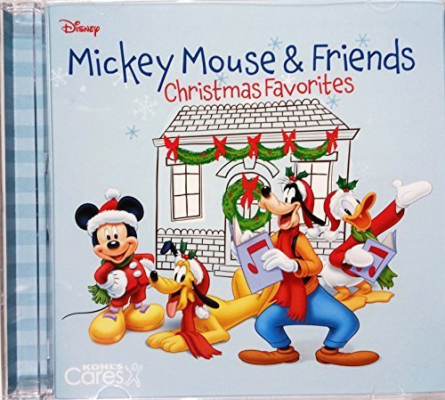 Mickey Mouse & Friends Christmas Favorites