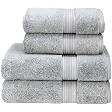 Christy Supreme Hygro Us Hand Towel-Silver