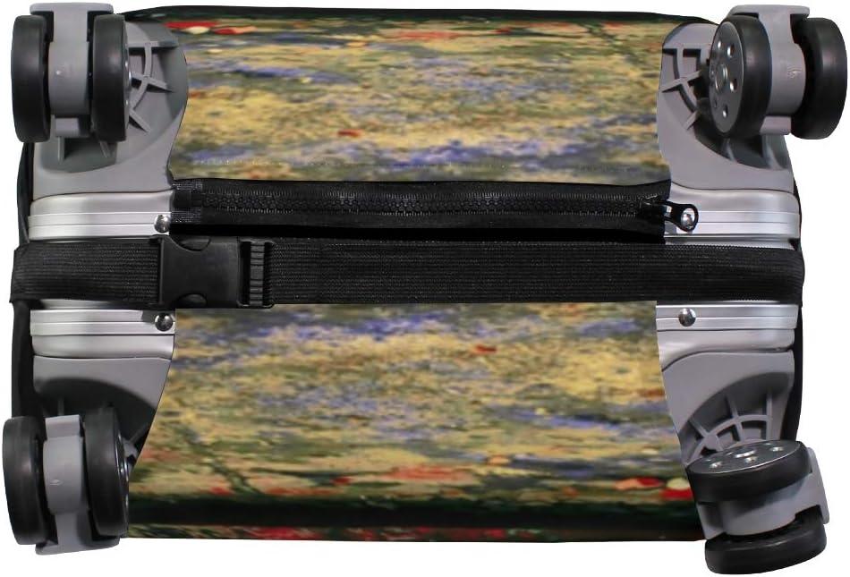 FANTAZIO Car Art Junkyard Suitcase Protective Cover Luggage Cover