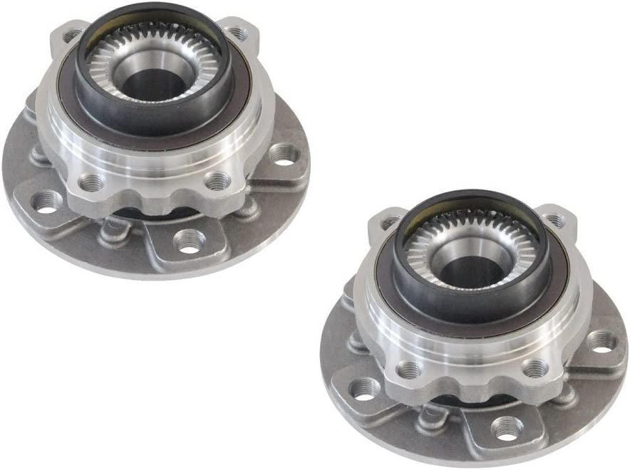 DRIVESTAR 515030x2 Pair:2 New Front 7 Lugs Wheel Hubs /& Bearings for Ford F150 F250 Pickup 4x4 4WD
