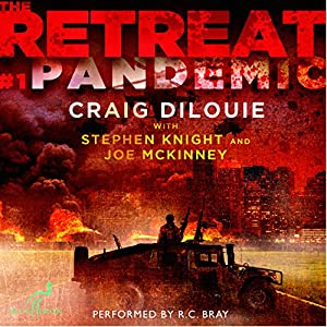 Pandemic Audiobook