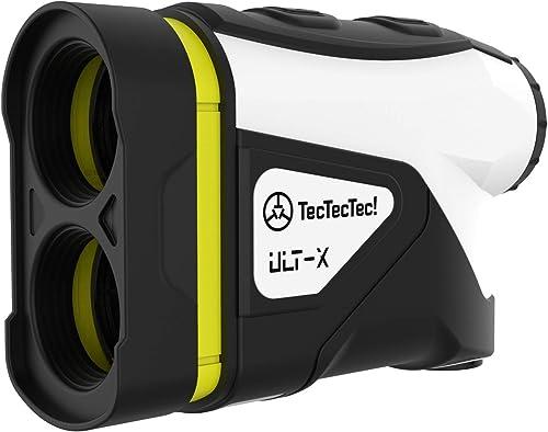 Golf Rangefinder (Laser Range Finder with Easy Flagseeker [TecTecTec] Picture