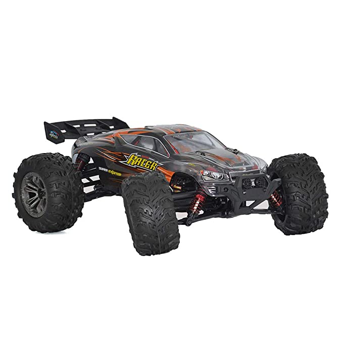 Amazon.com: Kanzd All Terrain RC Cars High Speed 4WD Camión ...