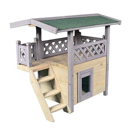Casetas para perros Casa De Mascotas Arena Para Gatos De ...
