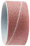 PFERD 41297 Cylindrical Type Abrasive Spiral Band, Aluminum Oxide A, 2-3/8'' Diameter x 1-1/8'' Length, 60 Grit (Pack of 100)