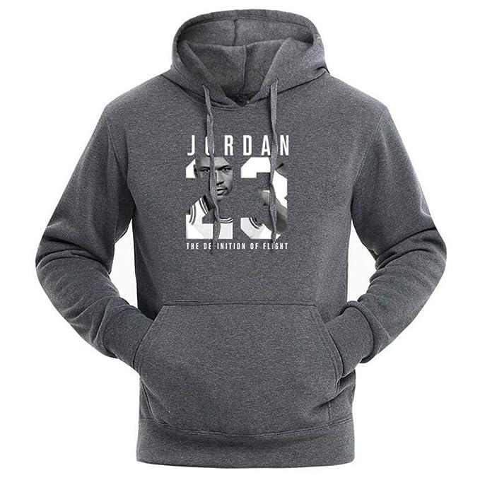 Amazon.com: Jordan Sudadera con capucha para hombre ...