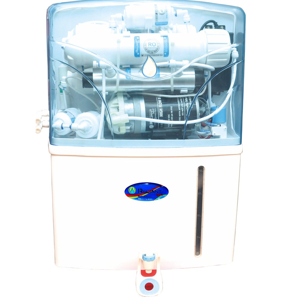 Reliant Aqua RAL001 Previous+ RO Water Purifier (White, 12L): Amazon ...
